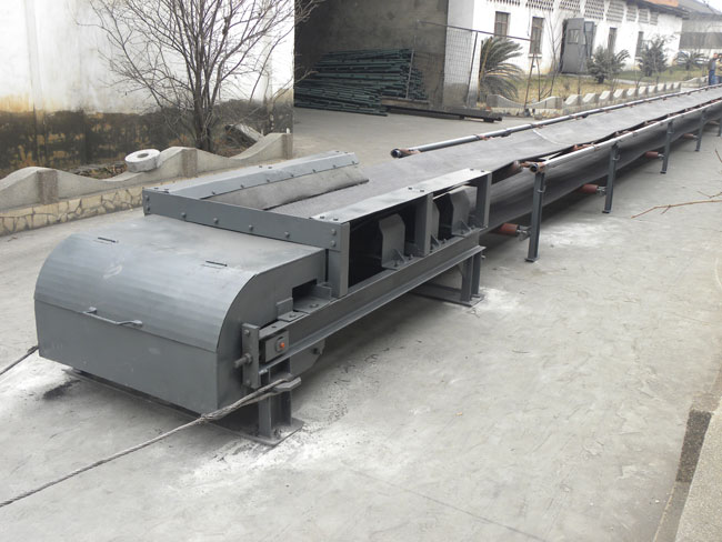 dtl型-5煤矿用带式输送机