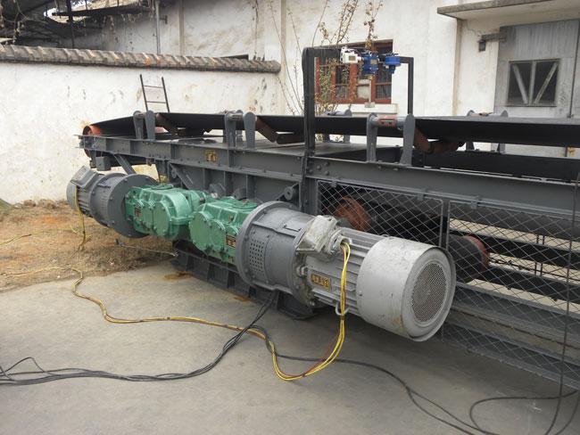 dtl型-6煤矿用带式输送机